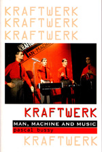 Kraftwerk: Man, Machine and Music, picture of cover, UK second edition