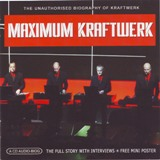 cover of the Maximum Kraftwerk CD