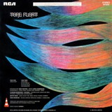 picture of Organisation - Tone Float album cover, back