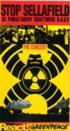 cover of Stop Sellafield - The Concert
