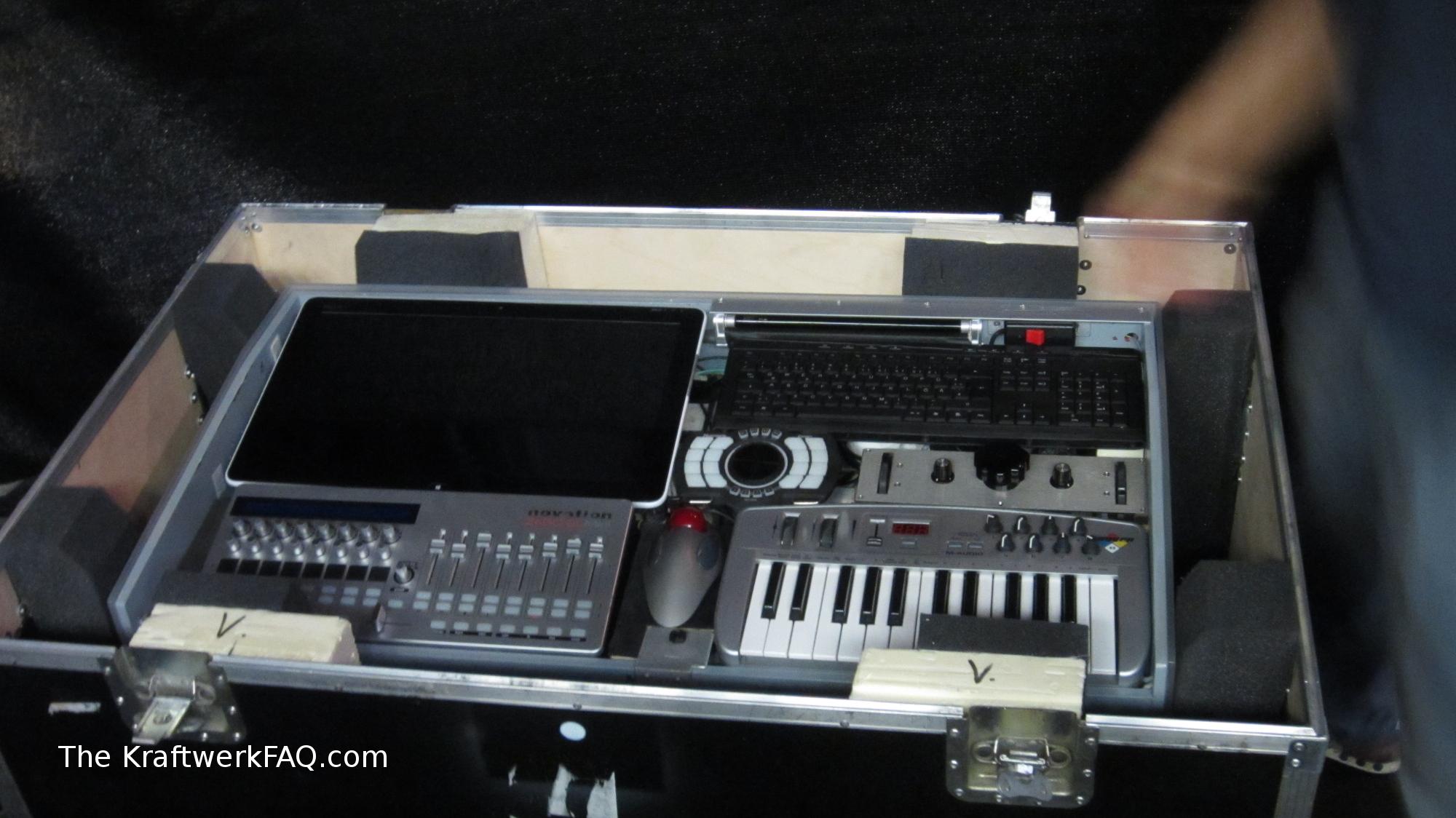 Equipment The Kraftwerk Faq Kraftwerk Frequently Asked