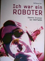 Ich war ein Roboter, picture of cover of the German edition